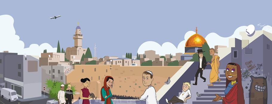 Illustration – religionsfaget Clio Online